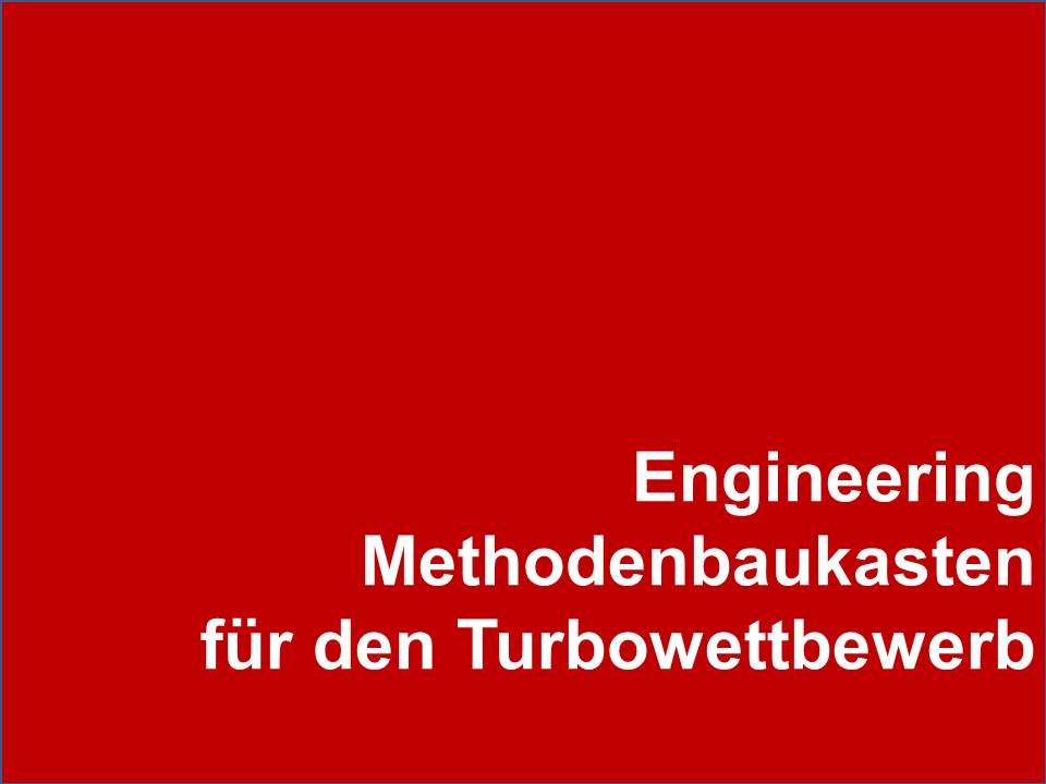 Engineering Methodenbaukasten